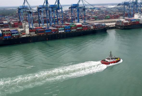 Kastam patah cubaan seludup 9 juta batang rokok di Pelabuhan Klang