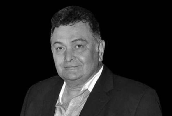 Legenda filem Bollywood dan pelakon filem  Bobby, Rishi Kapoor meninggal dunia
