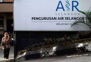 Bil air dua bulan sekali melalui pos - Air Selangor