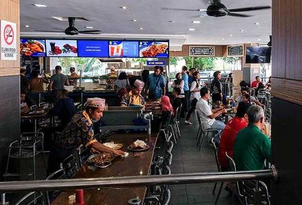 Penduduk Selangor boleh makan, minum dalam restoran mulai esok