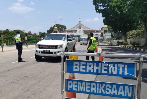 PKPB: Padah palsu surat kebenaran rentas negeri sambut Aidilfitri di kampung
