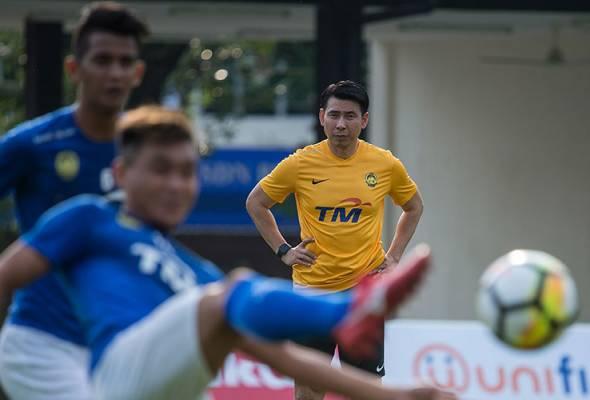 Harimau Malaya fokus baki perlawanan kelayakan Piala Dunia