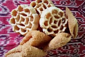 Kuih Cuan, Sarang Semut hidangan pelengkap Hari Gawai