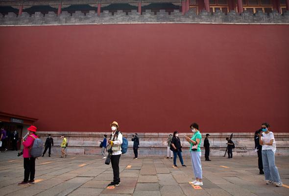 Lebih 100 juta kunjungi lokasi pelancongan di China sempena cuti umum