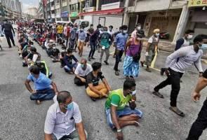 1,368 PATI ditahan di Pasar Borong Selayang