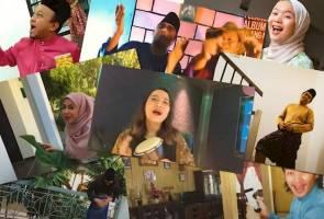Gegar lancar lagu raya bertemakan PKP buat peminat di Pantai Timur