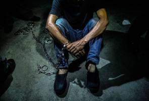 287 Pati, 28 tekong ditahan cuba bolos sempadan negara