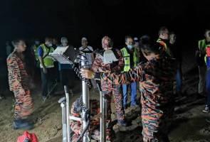 Tiga beradik dikhuatiri lemas di Sungai Terengganu