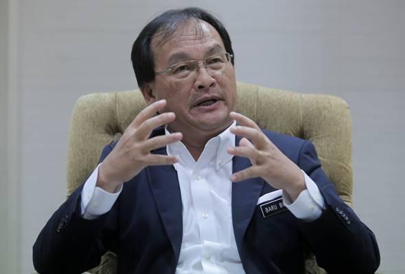 Ex-PKR Sarawak chief Baru Bian joins PSB