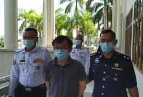 Peniaga didenda RM5,000 memandu dalam keadaan mabuk