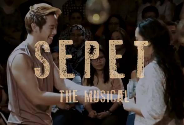 'Sepet The Musical' ditayangkan di Youtube selama seminggu mulai hari ini