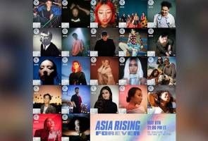 'Asia Rising Forever' - A charity concert by various Asian talents