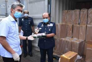 61588890261 PENYELUDUPAN - COVID-19 effects wont impact 12th Malaysia Plan - Tengku Zafrul