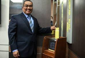 Sanusi mulakan tugas sebagai Menteri Besar Kedah