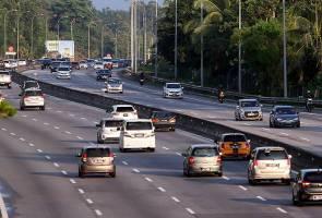 PKPB: 1,243 kenderaan diarah berpatah balik pada Syawal pertama