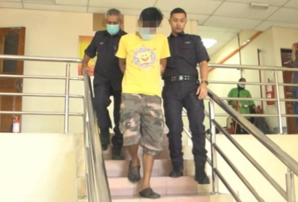 Kurung dan liwat isteri, nelayan mengaku bersalah lakukan serangan seksual dalam tempoh PKP