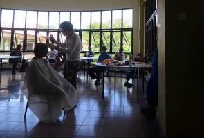 Dah boleh dandan rambut! Ini lima perkara menarik sidang media Ismail Sabri