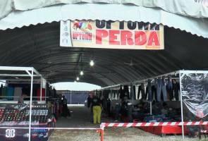 Peniaga Uptown di Pulau Pinang lega dibenar beroperasi di tapak baharu