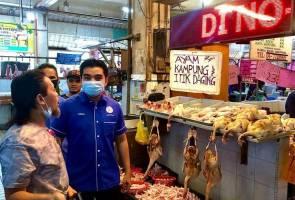KPDNHEP sahkan berlaku kenaikan harga ayam pada 4 hingga 19 Jun