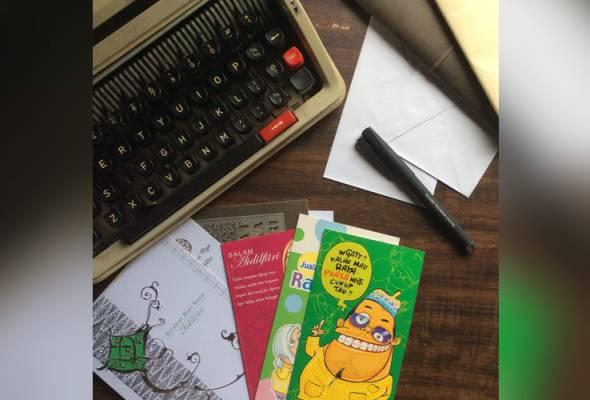 Menjelang Syawal: Tradisi hantar kad raya imbau nostalgia