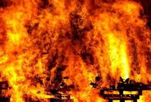 Lelaki maut dalam kebakaran rumah di Ipoh