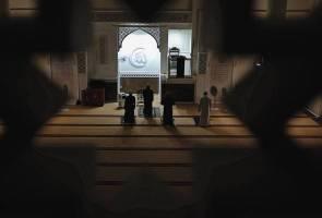 Kebanyakan masjid dibuka 2 Jun, solat Jumaat kekal digantung