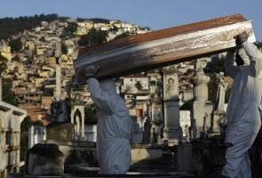 Angka kematian global melepasi 388,000