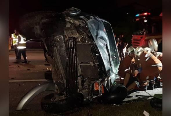 Anggota polis maut dilanggar pemandu mabuk dalam sekatan jalan raya di Kajang