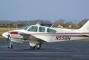 Pesawat tentera Bolivia terhempas, 6 maut