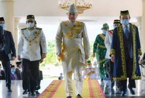 Malaysians must be ready to accept new normal - Sultan Nazrin