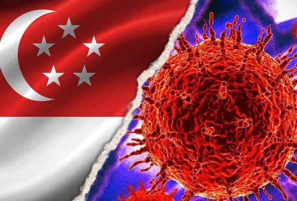 COVID-19: 614 kes baharu di Singapura, jumlahnya kini lebih 30,000