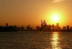 Gelombang panas landa Mesir