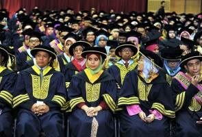 UiTM tawar biasiswa RM1 juta untuk pelajar cemerlang IPT sambung pengajian