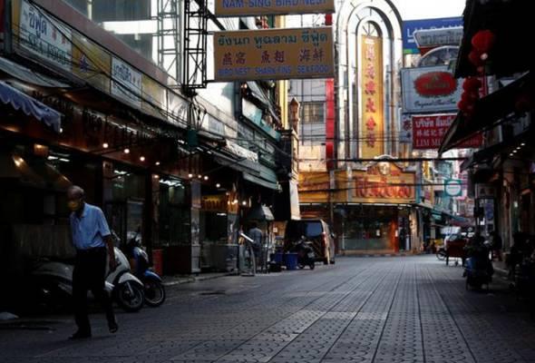 3 maut, 52 cedera dalam letupan saluran paip gas asli di Thailand