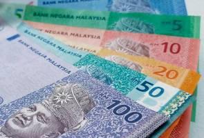 81590721069 TBRINGGITMALAYSIA - Ringgit naik berbanding dolar AS dalam sesi awal