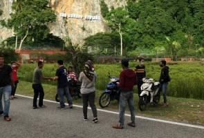 PKPB: Gunung Keriang masih jadi tumpuan bergambar, lumba haram