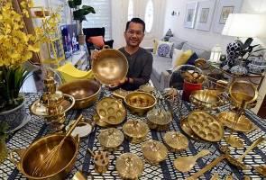 Copper cookware cooking tutorials a hit among netizens