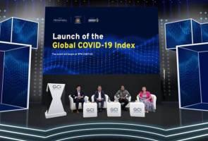 Indeks COVID-19 Global dilancar