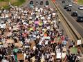 Bandar-bandar utama di AS berdepan bantahan ganas