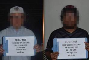 Polis tahan pemilik stesen minyak berhubung aksi 'drift'