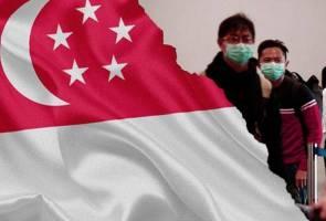 COVID-19: Singapura catat 344 kes baharu, jumlah keseluruhan 37,527