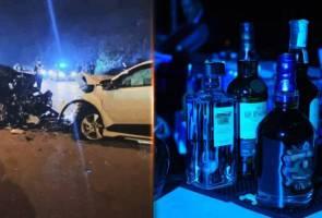 Gara-gara alkohol, nyawa orang lain melayang! Ini risiko buruk diterima si pemabuk