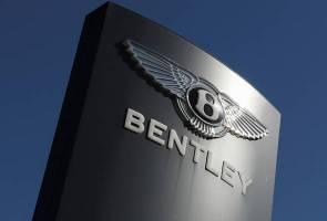 Bentley buang 1,000 pekerja di UK