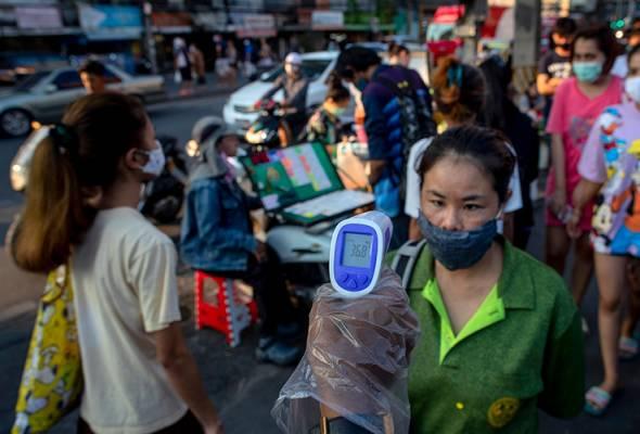COVID-19: Thailand rancang lanjutkan perintah darurat sebulan lagi
