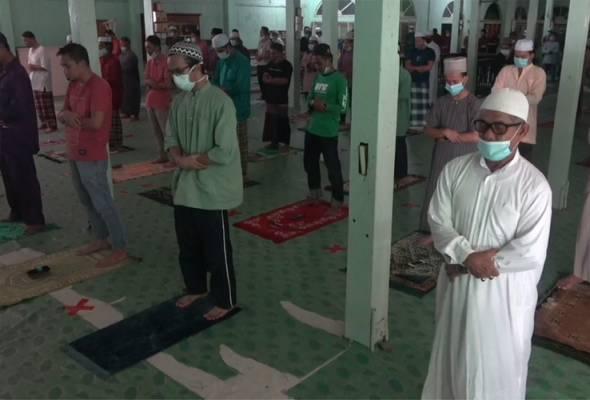 Ini 11 garis panduan, SOP untuk umat Islam diwujudkan sepanjang PKP