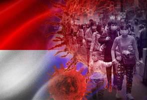 Indonesia catat kes baharu positif COVID-19 tertinggi, jumlah kematian kini 2,987