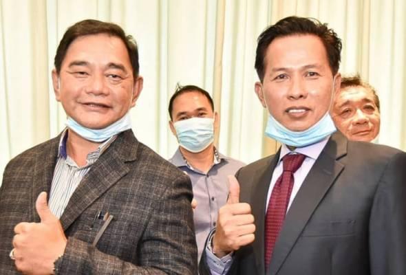 Dua ADUN UPKO tinggalkan parti, jadi wakil rakyat bebas