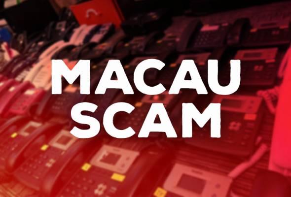 Wanita kerugian lebih RM100,000 ditipu sindiket Macau Scam