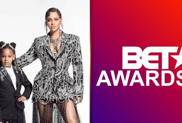 Anak Beyonce, Blue Ivy tercalon Anugerah BET