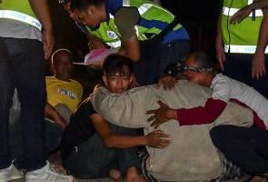 Mayat kelima tragedi bot terbalik di Bachok ditemukan